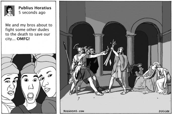 Horatii – Like!