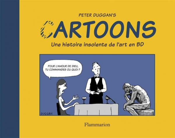 Peter Duggan's Artoons – in French!