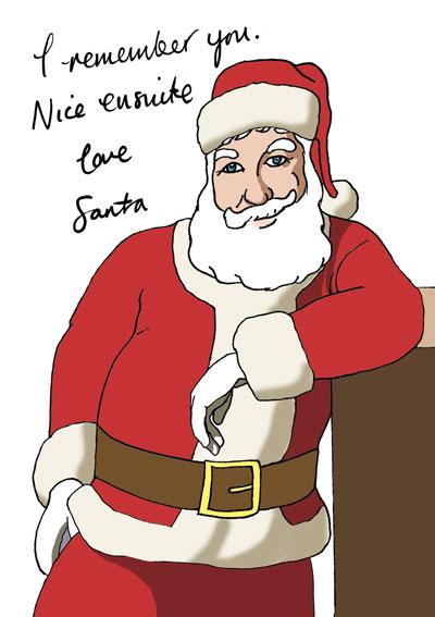"""Santa – """"Nice ensuite"""""""